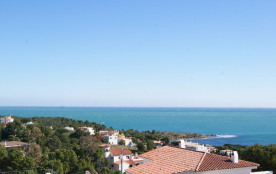 Bel appartement en dernier étage d'une capacité pour 2/3 personnes, grande terrasse avec magnifique vue sur mer.