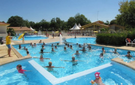 Camping Lou Broustaricq 4* - Mh 3 ch 6 pers