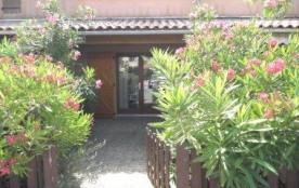 Pavillon studio mezzanine de 30 m² environ pour 4 personnes, résidence agréable, située dans un b...