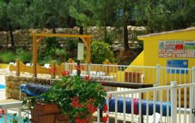 Camping Bois Simonet - Chalet BRUYERE - 2 chambres
