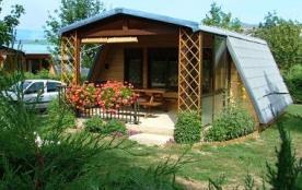 Chalet Genet 4 places - 30 m² utiles, parcelle ≈ 240 m² - Au cœur du Parc Régional des Pyrénées Catalanes site d'une ...
