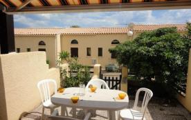 Résidence les Maisons sur la Colline - Pavillon 2 pièces mezzanine avec piscine sécurisée.