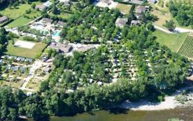 Camping Les Coudoulets, 117 emplacements, 39 locatifs