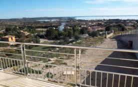 loft meublé 60m2- vue imprenable mer et étangs-accès handicapé-5 couchages