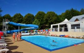 Camping de L'Europe   4* - Mobil-home 6 personnes - 2 Chambres (entre 11 et 15 ans) (Max. adultes: 4)