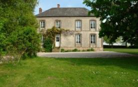 Gîte Maison Bourgeoise du Domaine de Marolles - Gas