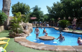 Camping Spa Natura Resort - Container maritime 2ch 4/6pers + Terrasse