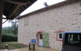 Ferme Gîte en Haut Beaujolais