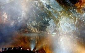 à proximité grotte de La Verna
