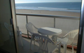 Appartement type 2 face à la plage