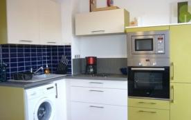 Hossegor - (40) - Plage Centrale - Résidence Oasis. Appartement duplex 2 pièces - 27 m environ - ...