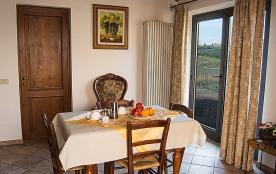 Maison pour 3 personnes à Barberino Valdelsa