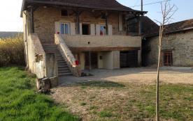 maison maconnaise typique