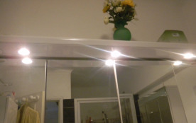 Lumières salle de bain