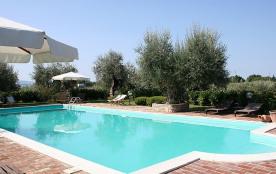 Appartement pour 3 personnes à Passignano sul Trasimeno