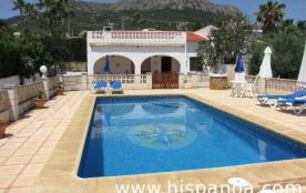 Pour les vacances location villa à Calpe