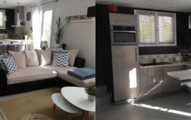Maison T2- 45m² pour vacances 2/4 personnes-wifi