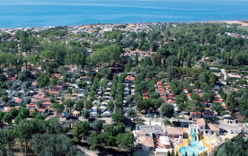 Camping Club Cayola, 66 emplacements, 110 locatifs