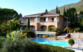 Villa la Lézardière, appartement au coeur de Nyons en Drôme Provençale