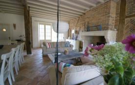 Vue du salon (50 m2)