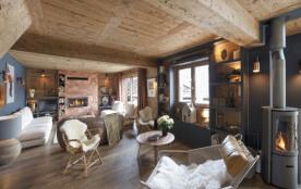 Duplex luxe et design, à Megève – Mont d'Arbois