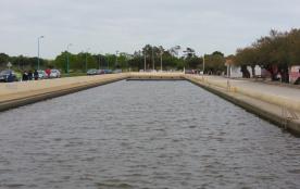 Piscine eau de mer (Port Audenge)