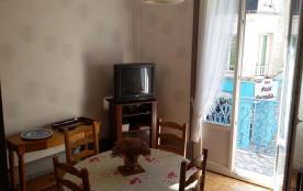 1er étage/salle à manger TV