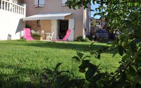 Studio Meublé en rez de jardin à Mourepiane Estaque