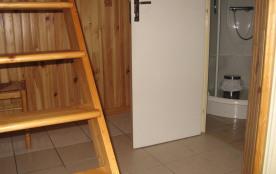 pallier (même étage que la chambre des parents et la salle de bain)