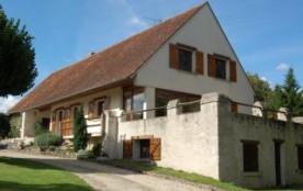 Grande Maison dans  parc paysager près de Chambord - Mer