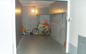 Garage porte électrique