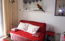 Résidence la Plage Bleue - Appartement 1 pièce de 16 m² environ pour 2 personnes située à 50 m de...