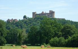 Castenau à 20 km