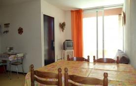 Narbonne Plage (11) - Centre de la Station - Résidence les Capounades. Appartement 2 pièces - 28 ...