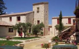 Mas du Pont : Gîte avec piscine dans domaine viticole de 55 hectares près de Montpellier
