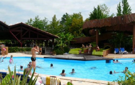 Camping Village Tropical Sen Yan - Mh CONFORT 2Ch 4/6pers + Terrasse Bois