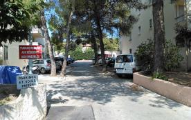 Parking reservé immeuble