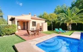Villa AA61 - Villa confortable et moderne pour 4 personnes, idéale pour les familles grâce à son ...