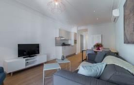 squarebreak, Bel appartement récent en centre-ville à Cannes