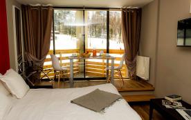 Appartement pour 2 personnes à Isola 2000