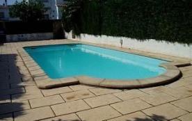 Maison avec piscine communautaire 6 personnes – Villas La Flor.