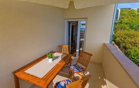 Appartement pour 3 personnes à Novi Vinodolski/Klenovica