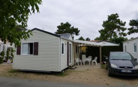 Mobil-home 28 m² / 30 m².