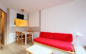 Appartement 2 pièces 4 personnes (7)