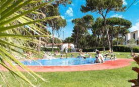Camping Interpals  4* - Mobil-home 5 personnes - 2 chambres (Max. adultes: 4)