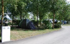 Camping Les Mizottes, 50 emplacements, 100 locatifs