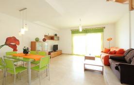 Studio pour 4 personnes à Alcanar