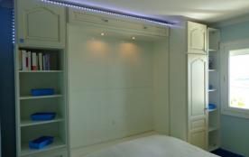 chambre 1, lit 160 cm