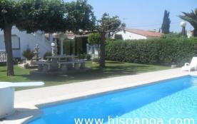 En Catalogne, villa pour 6 personnes en location