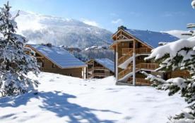 Location d'appartements à la montagne dans les Hautes Alpes à La Joue du Loup